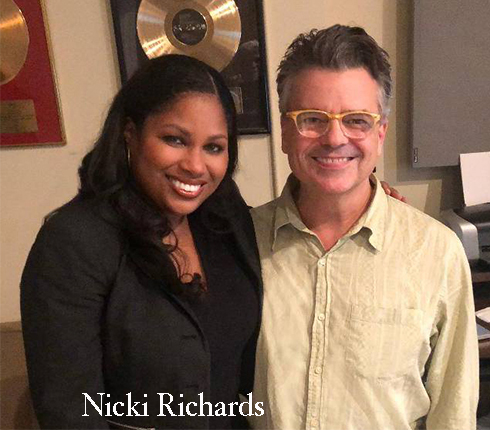 Nicki Richards and William Ben Brooks